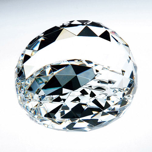 Gem-Cut Round - Clear