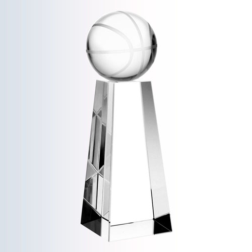 Championship Basketball Trophy Small