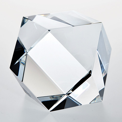 Crystal Hexagon