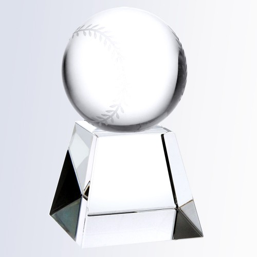 Championship Baseball Trophy extra small